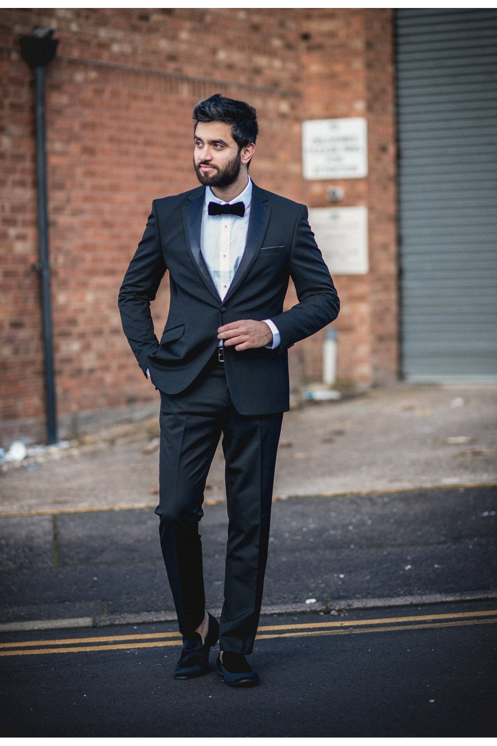 Cavani Tuxedo Two Piece Suit Suits From Hotspur 1364 Ltd Uk